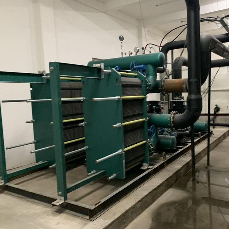 吉林换热机组厂家换热机组板式换热器全国生产供应
