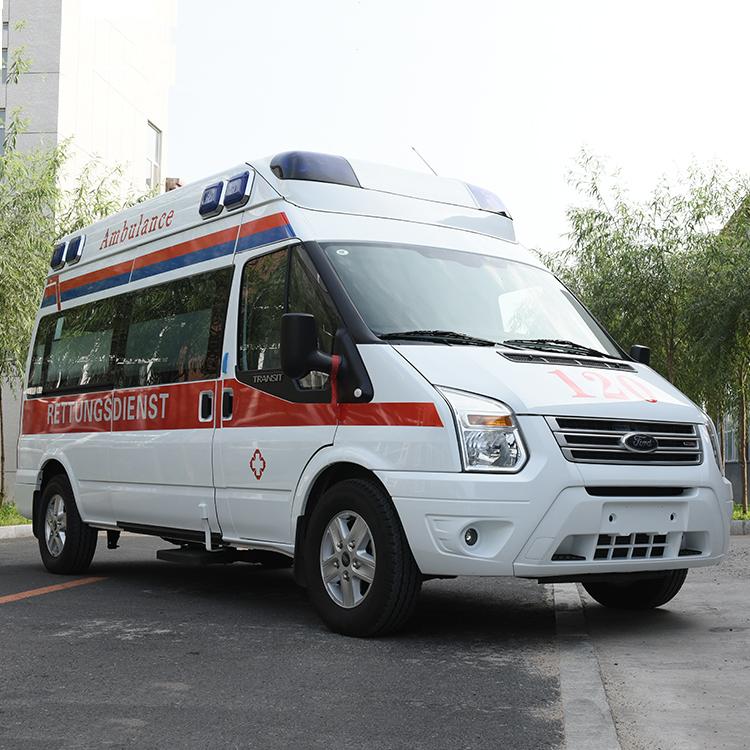 福特V348救护车 救护车厂家直接报价 长春救护车