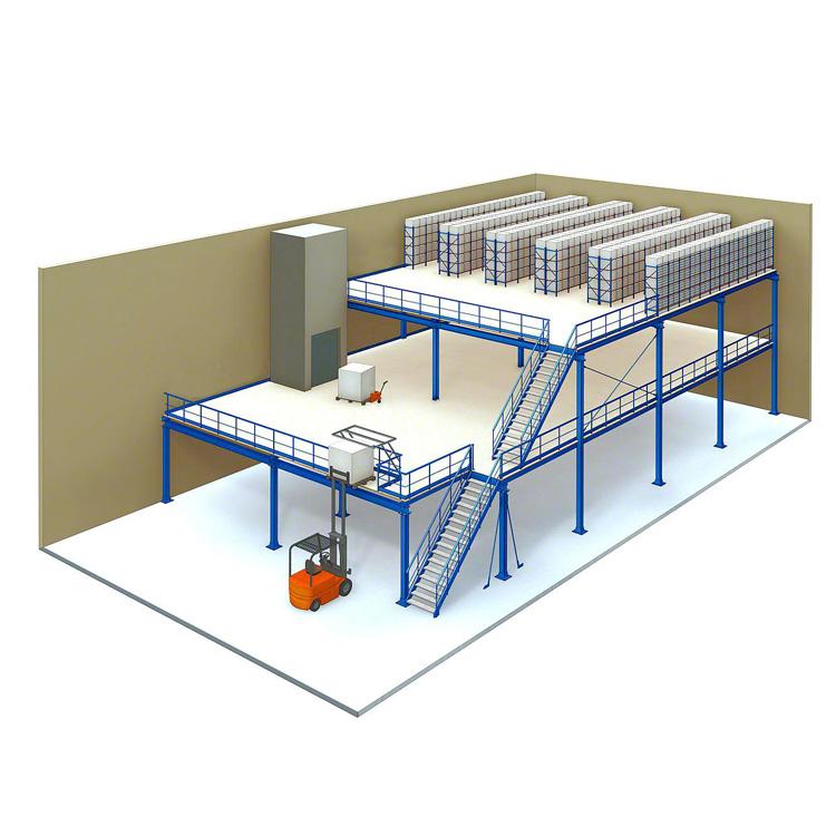 钢平台货架 可定制货架 钢平台货架报价 钢平台货架厂家