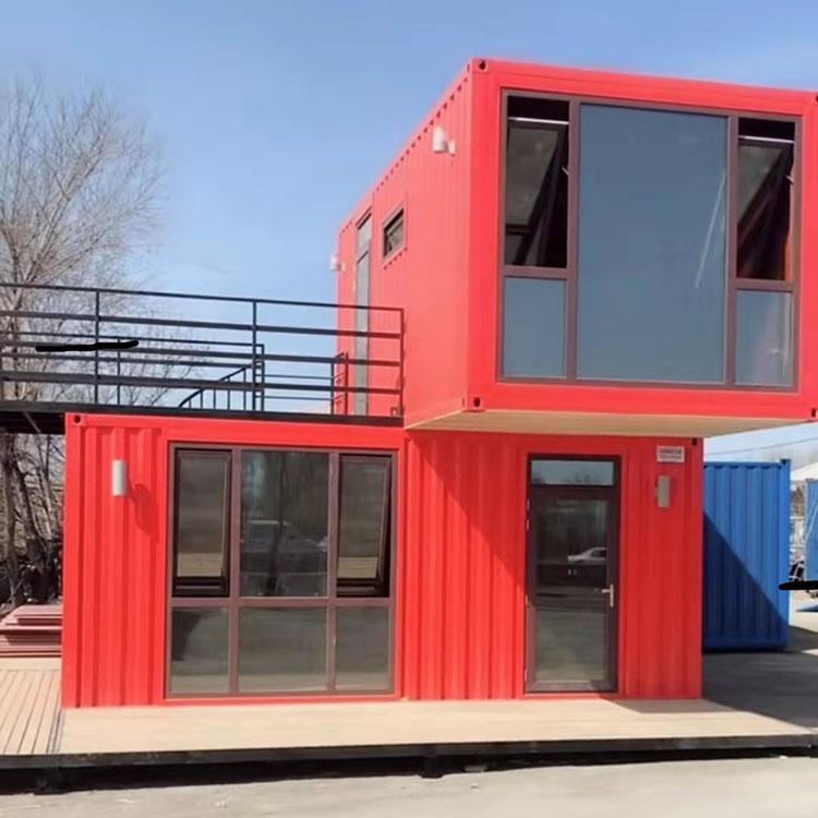活动板房彩钢瓦简易房组装板工地临建房移动板房材料移动房可拆卸