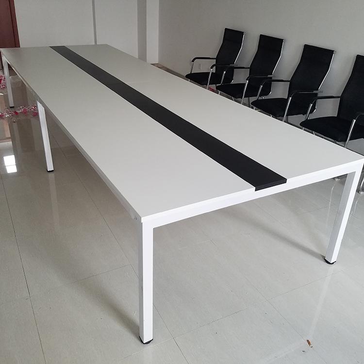 长春办公会议桌可定制简约现代时尚会议台 厂家直销