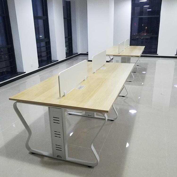 长春新款办公家具 组合办公桌 员工卡位工作位屏风隔断厂家直销
