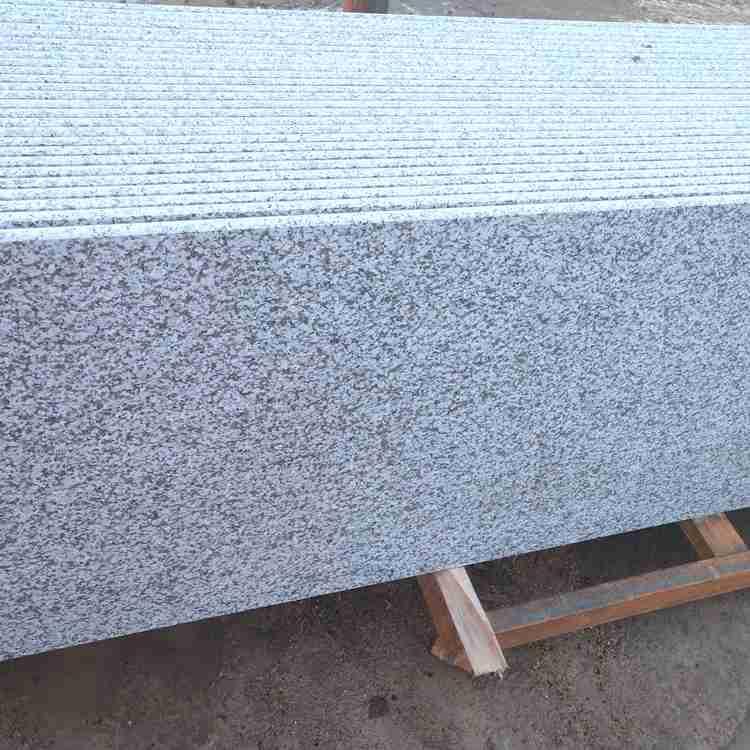 低价销售吉林白石材60元/平火烧石厂家直销抗压强度高火烧石