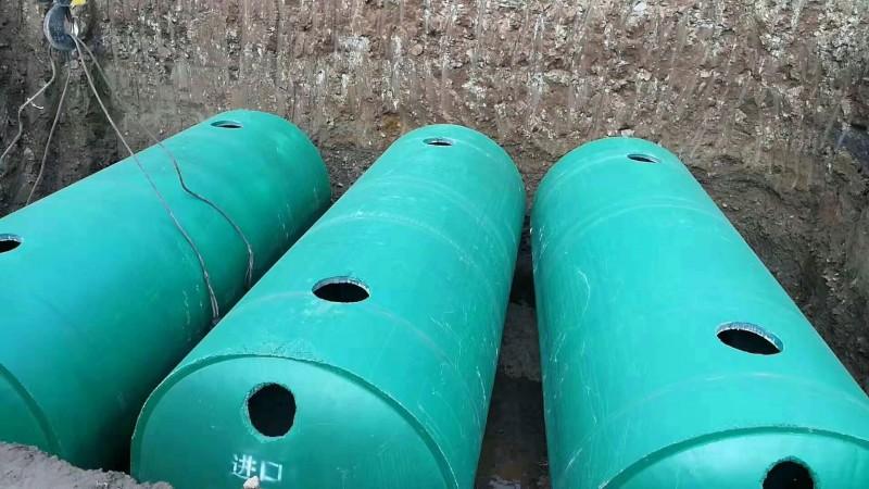 玻璃钢化粪池环保化粪池