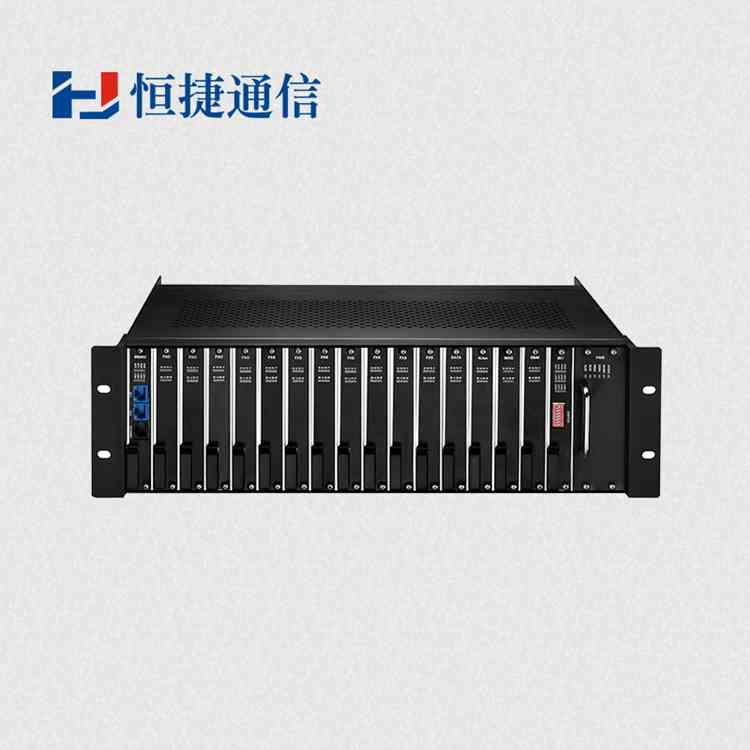 恒捷HJ-A2030 8-128路电话光端机磁石电话开关量