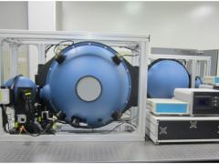 为上海卫星装备研究所研制用于星敏感器星光模拟