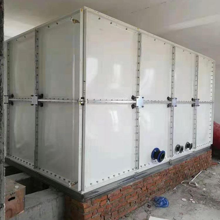 厂家直销玻璃钢水箱厂家 玻璃钢水箱价格消防水箱喷塑水箱