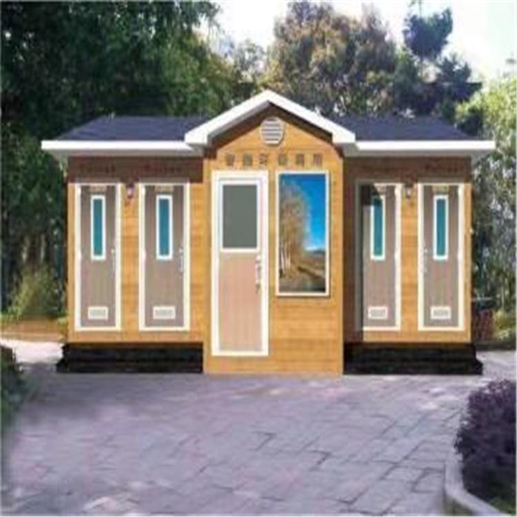 吉林景区厕所农村厕所环卫厕所厂家定制打包厕所