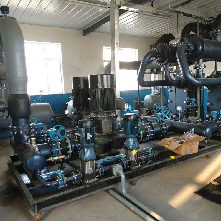 换热器厂家报价换热器机组换热器价格吉林换热器