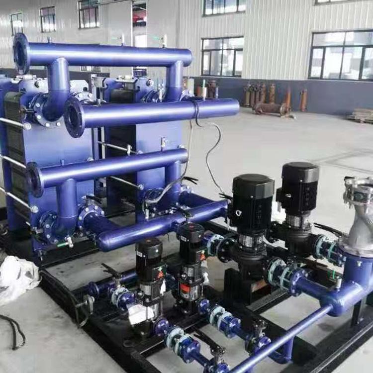 长春换热机组 换热机组厂家 吉林换热机组 换热机组价格