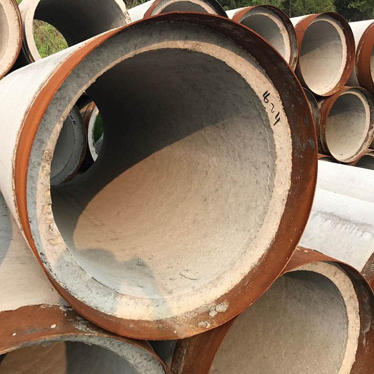 厂家直销顶管 钢承口顶管水泥管 钢筋混凝土管 预制水泥管