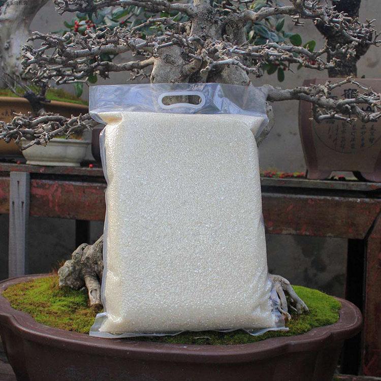 米砖袋 塑料袋子密封袋封口袋大米袋方形米砖袋