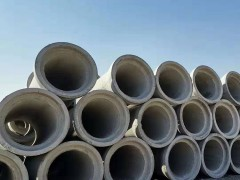 混凝土管的成型方法