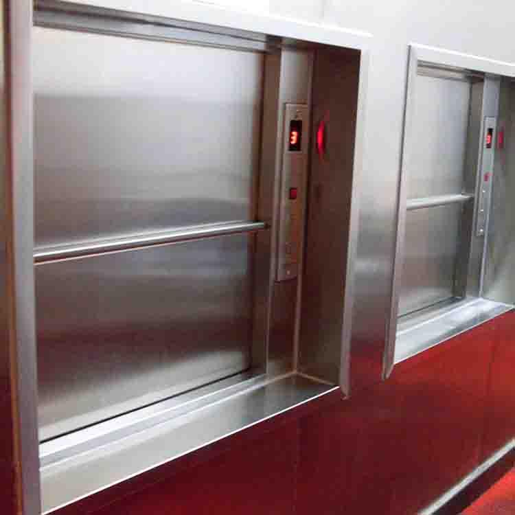 传菜电梯厨房传菜电梯传菜升降机设备循环传菜电梯小型升降机