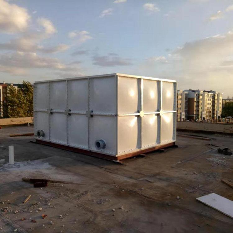 优质供应  吉林玻璃钢水箱定制价格 玻璃钢水箱厂家