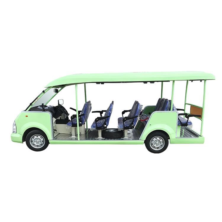 燃油观光车 景区观光车 性能优越 驾驶舒适