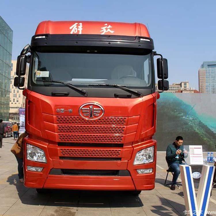 JH66×4牵引车解放卡车经销商一汽解放厂家青岛解放