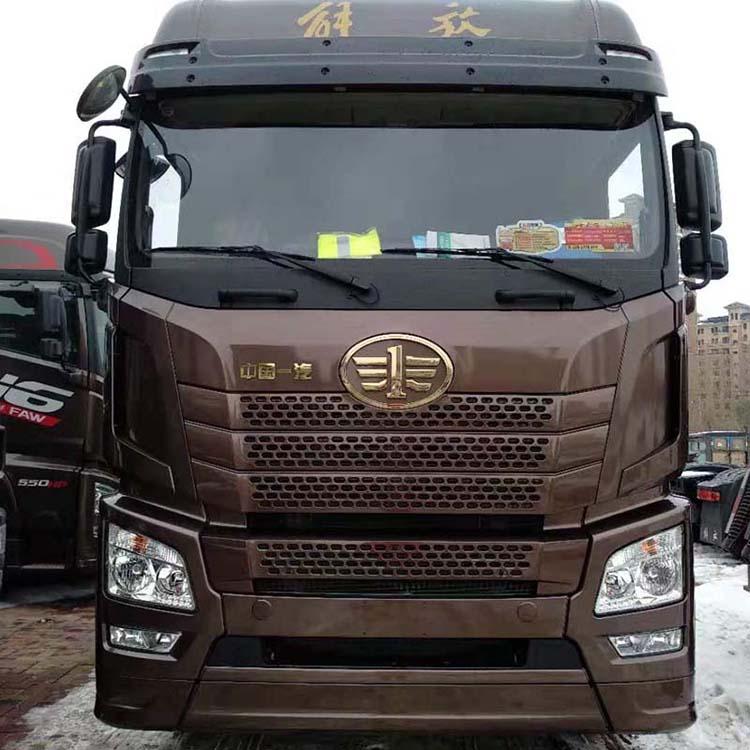JH6500马力领航版牵引车解放卡车经销商青岛解放一汽解放