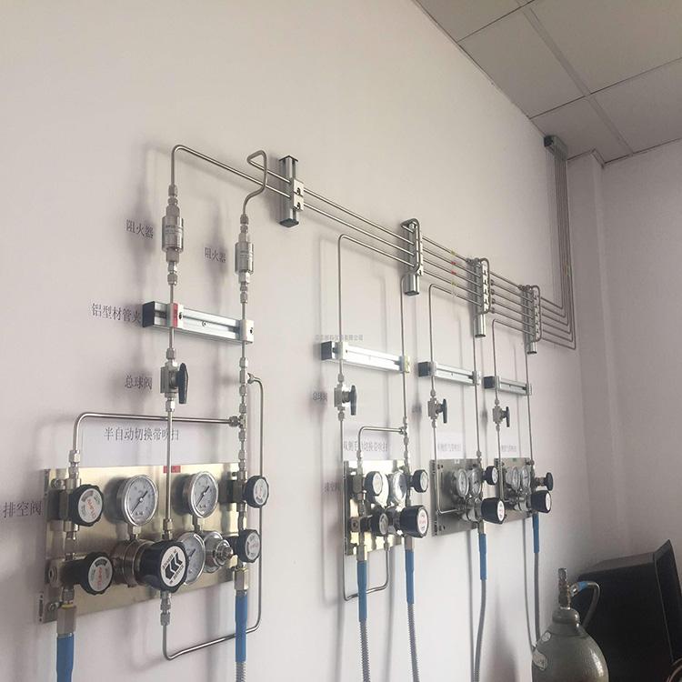 实验室气体压力管路工程实验室气体管路工程公司