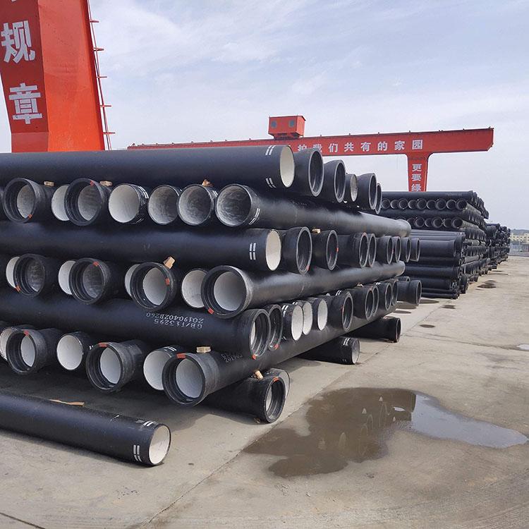 厂家直销 球墨铸铁管 吉林球墨铸铁管批发 货源充足 价格实惠