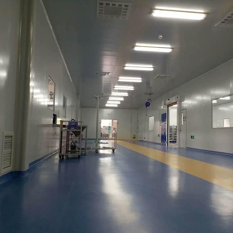 车间净化工程 食品厂净化工程施工定制价格 上门服务