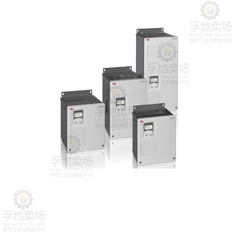 直流调速器 DCS550-S02-0200-05-00-00