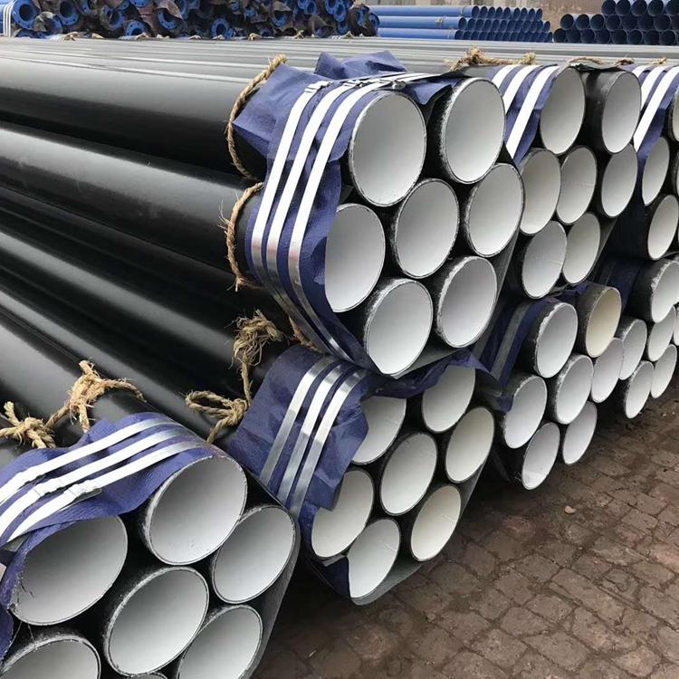 长春涂塑钢管厂家 保温钢管批发 防腐钢管厂家发货