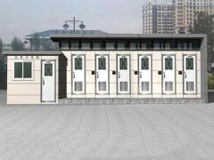 移动公厕适用于多种特殊场合