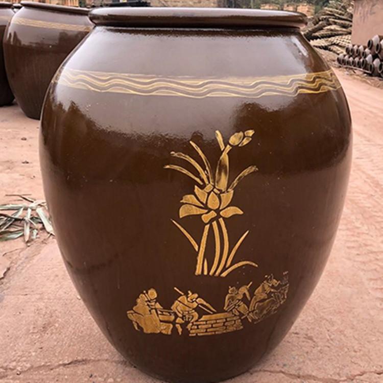 发酵缸厂家直销  土陶发酵缸供应  朝鲜族酱缸直销 陶瓷缸