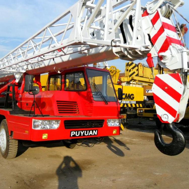 吊车长短期租赁 工程设备租赁 吊装搬运运输