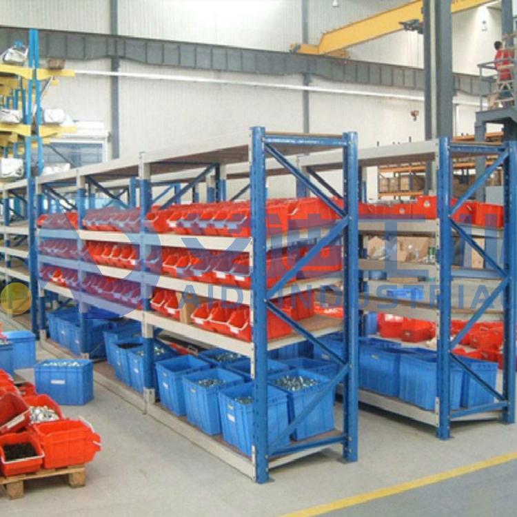 中型货架 艾迪货架 食品中型货架 物流中型货架 服装中型货架