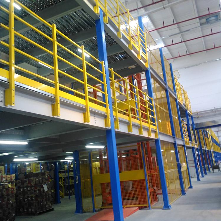 长春货架 钢平台 货架器具厂家生产 价格优惠
