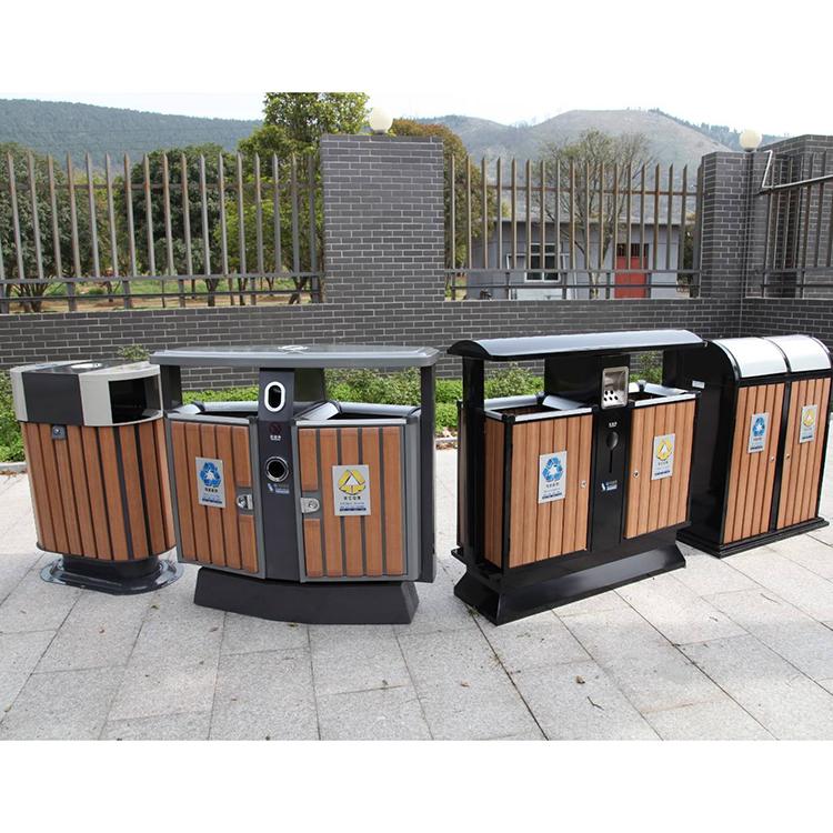 厂家直销分类垃圾箱 环保材质分类垃圾箱 量大从优