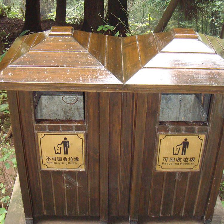 大量供应 分类垃圾箱 生产厂家 服务信赖 润达分类垃圾箱