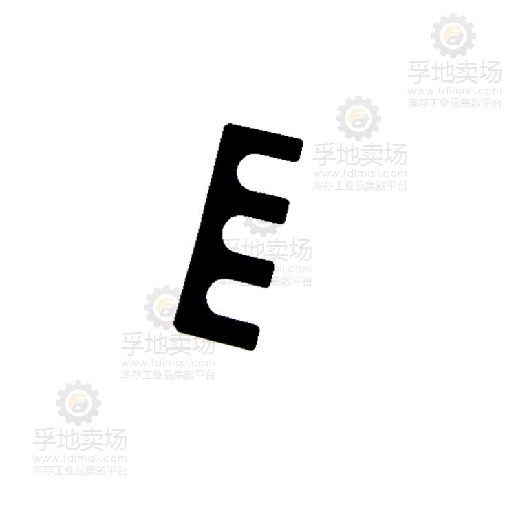 发黑垫片(100/包)PF01-SM-50*19*0.3