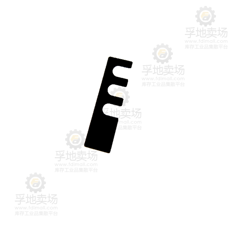 发黑垫片(100/包)PF01-SM-70*19*0.3