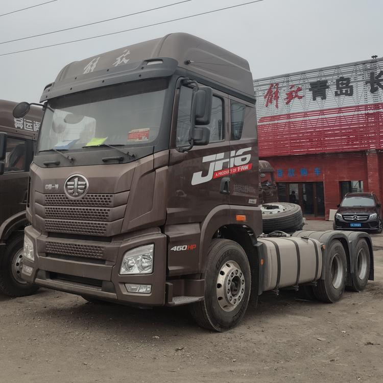 吉林省JH66乘4牵引车 牵引车价格