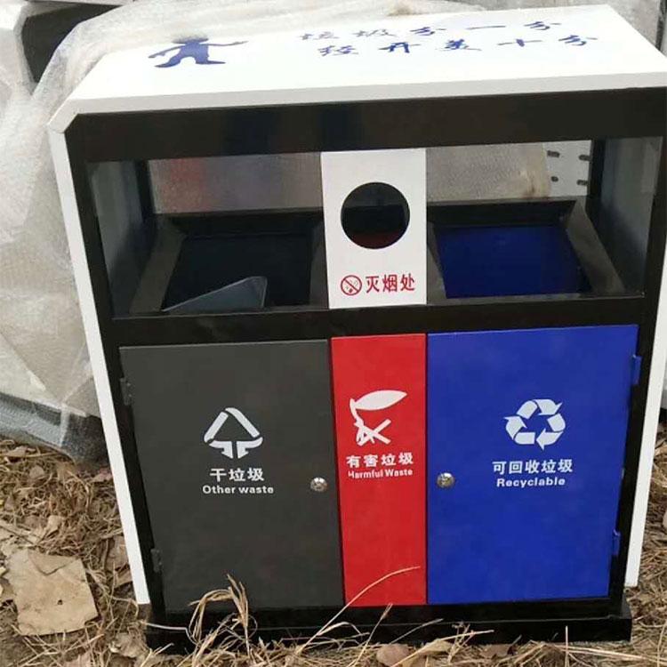 垃圾桶厂家批发 环保材质垃圾桶 长春垃圾桶厂家