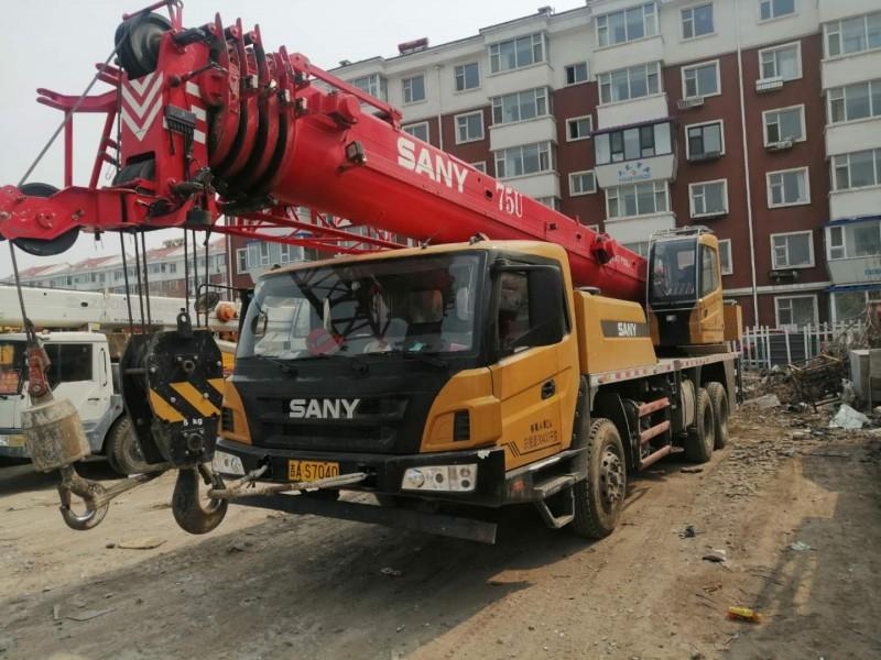长春吊车叉车租赁出租 大型大件设备搬运 设备安装拆除