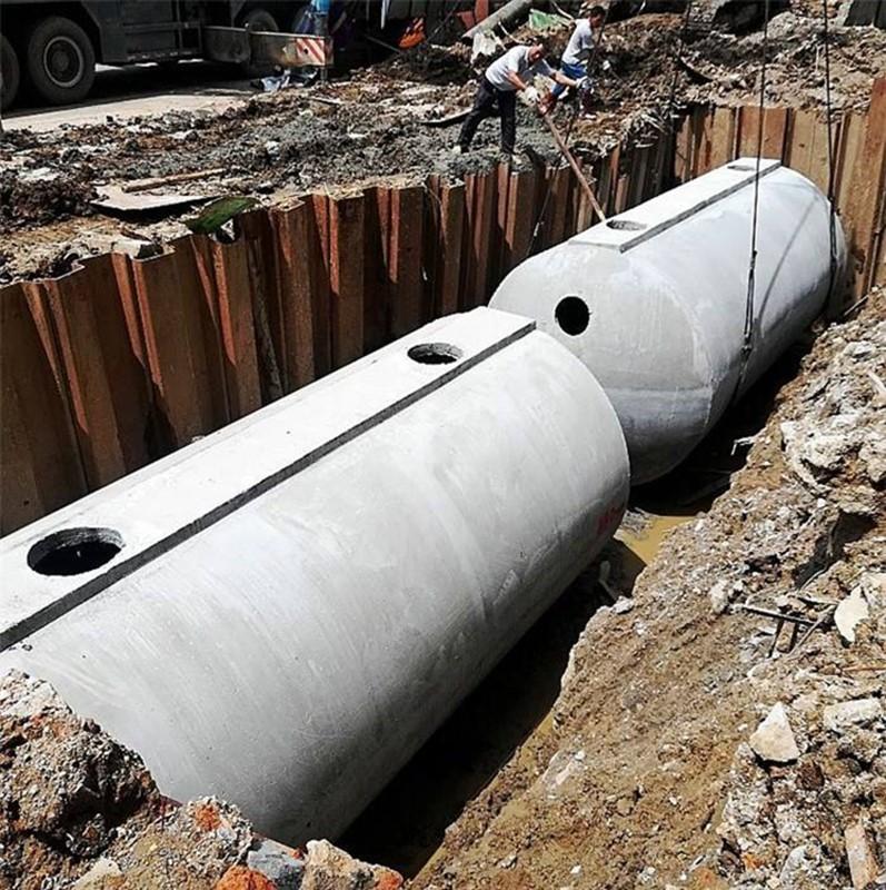 长春蓄水池厂家蓄水池施工消防蓄水池多少钱