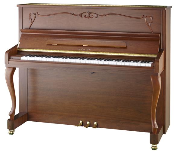 商品推荐 三益立式钢琴SK600NA
