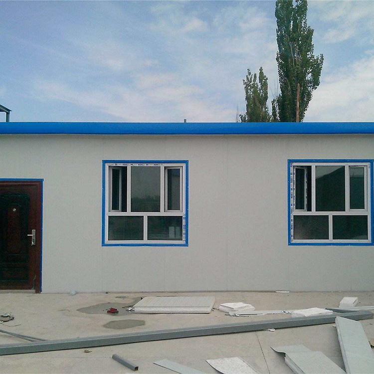 露台彩钢房不锈钢彩钢房移动彩钢房价格优惠