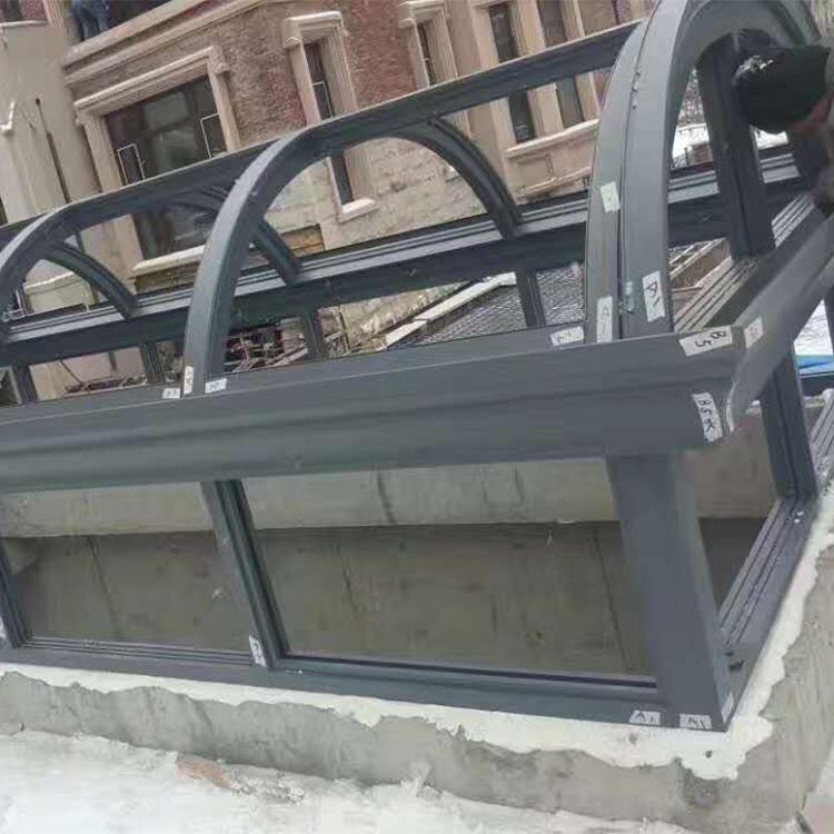 断桥铝窗安装订做 断桥铝门窗厂家直销 质量好价格优