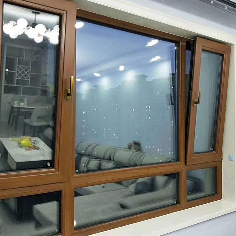 长春木塑铝厂家 木塑铝门窗定制 厂家木塑铝门窗价格