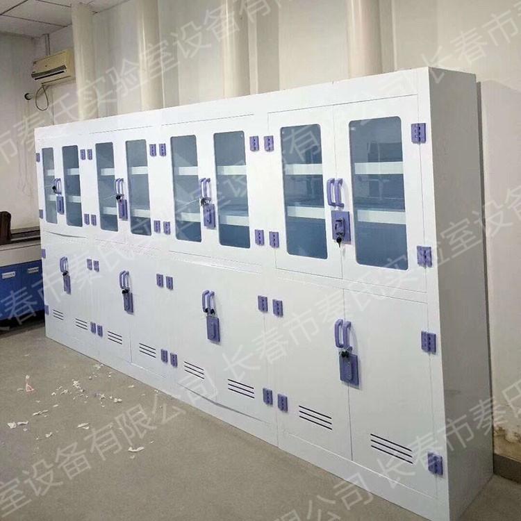 PP药品柜 强酸强碱药品柜 药品柜定做厂家 药品柜台价格