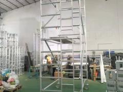 长春华艺舞台铝合金桁架的调配方法