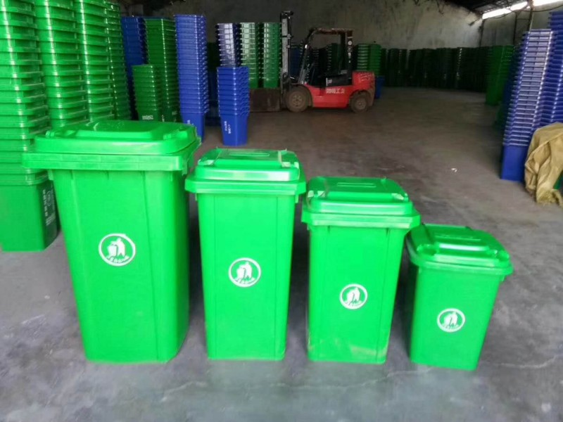 厂家直销环卫垃圾桶 环保材质垃圾桶批发 长春垃圾桶价格