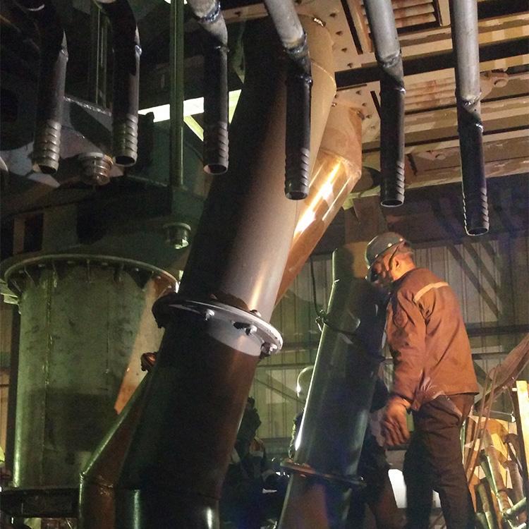 固废冶炼矿热炉  设计制造矿热炉   厂家直销