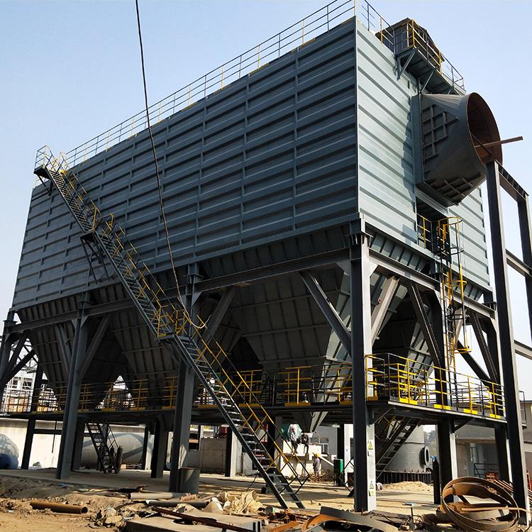 除尘器  布袋除尘器 多管除尘器厂家 建新科技