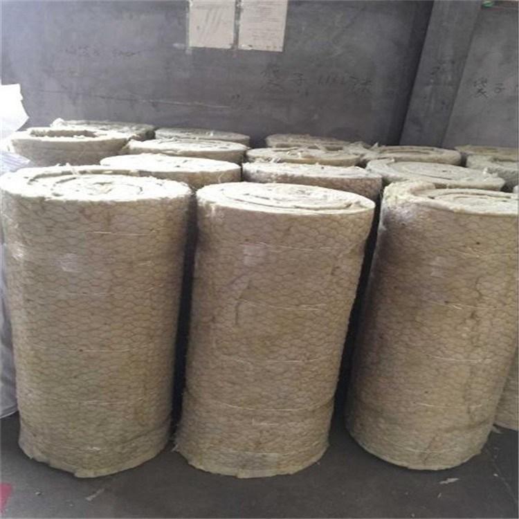 岩棉卷毡 长春保温岩棉管厂家 聚氨酯保温材料厂